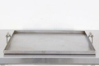 "FMP 133-1009 22-9/16"" Heat Resistant Griddle Plate"