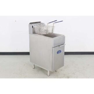 Imperial Elite EFS-40 40 lb. Natural Gas Fryer