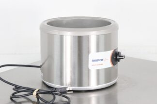 Nemco 6101A 11 Qt. Round Countertop Food Warmer