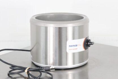 Nemco 6101A 11 Qt. Round Countertop Food Warmer
