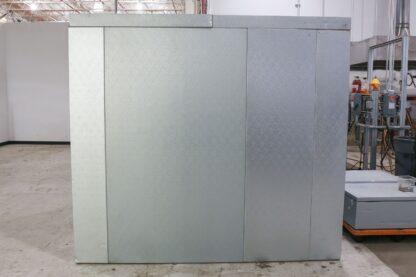 Nor-Lake KLB7488-CL 8' x 8' Indoor Walk-In Refrigerator w/Top Mount