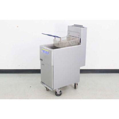 Pitco 35C+S 40 lb Gas Fryer