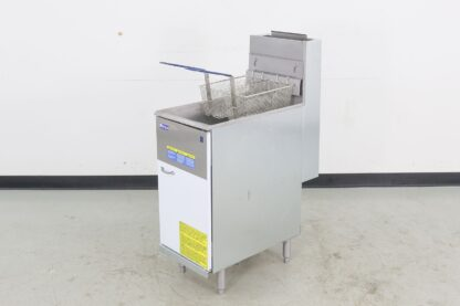 Pitco 35C+S 40 lb Gas Fryer