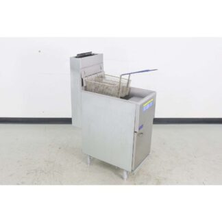 Pitco 35C+S 40 lb Liquid Propane Fryer