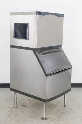 Scotsman C0530MA-1 Cube Ice Air Cooled Ice Machine w/Bin
