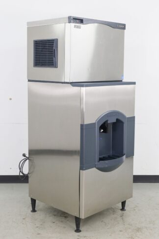 Scotsman C0530MA-1 Cube Ice Air Cooled Ice Machine w/Bin