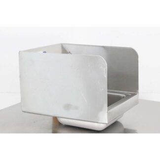 "Stainless Steel 12"" x 16"" Hand Sink"