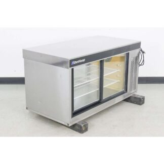 "Delfield 7048-P 48"" Pass-Thru Refrigerated Display Case"