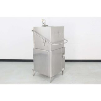 Hobart AM15 High Temp Door Type Dishwasher