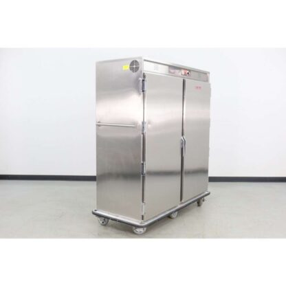 Wittco 2-150-FA 150 Plate Heated Holding Banquet Cabinet