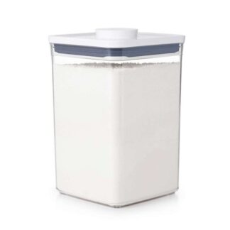 OXO 11233500 Good Grips 4.4 qt. POP Big Square Medium Food Storage Container