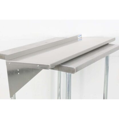 BK Resources BKWS-1648 16'' x 48'' Stainless Steel Wall Shelf pre-652803