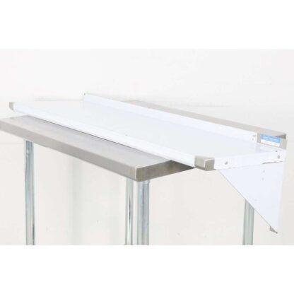 BK Resources BKWS-1648 16'' x 48'' Stainless Steel Wall Shelf pre-653511