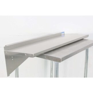 BK Resources BKWS-1648 16'' x 48'' Stainless Steel Wall Shelf pre-653517