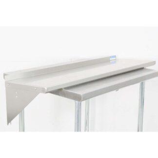 BK Resources BKWS-1648 16'' x 48'' Stainless Steel Wall Shelf pre-653518