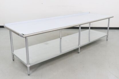 Advance Tabco FAG-3610-TA-33-MPF Stainless Steel Work Table