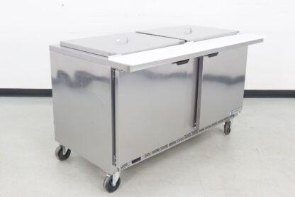 Beverage Air SPE60HC-24M-ARB Refrigerated Sandwich Prep Table