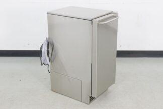 Scotsman CU50PA-1 65 lb. Air Cooled Undercounter Small Cube Ice Machine w/ 26 lb. Bin